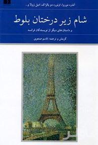 شام زیر درختان بلوط و داستانهای دیگر از نویسندگان فرانسه 2 (2 جلدی)