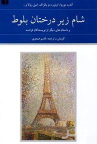 شام زیر درختان بلوط و داستانهای دیگر از نویسندگان فرانسه 1 (2 جلدی)