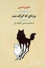 برهای که گرگ شد (مجموعه داستانهای طنز)